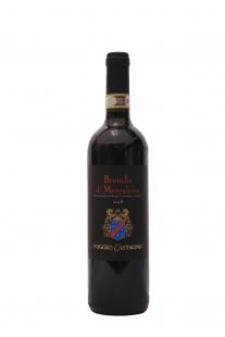 BRUNELLO DI MONTALCINO DOC , 2006, VINAŘSTVÍ POGGIO CASTAGNO, ITÁLIE, 0,75 L