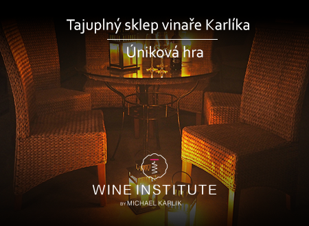 Sklep vinaře Karlíka