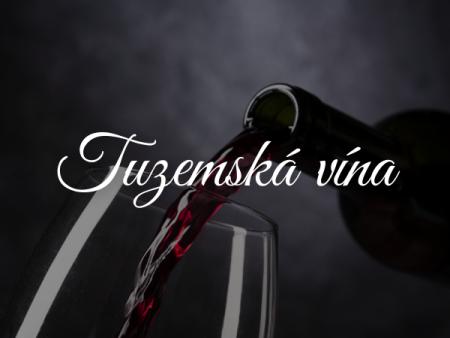 Tuzemská vína - Moravská vína
