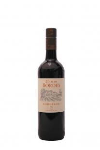 CHAI DES BORDES ROUGE,2013, BORDEAUX AOC, 0,75L