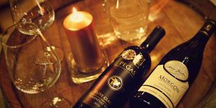 Degustace pro dva ve Wine institute