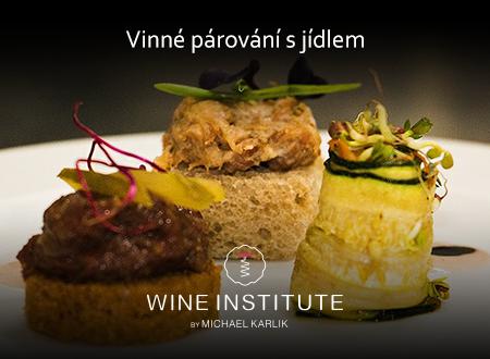Souznění jídla a vína